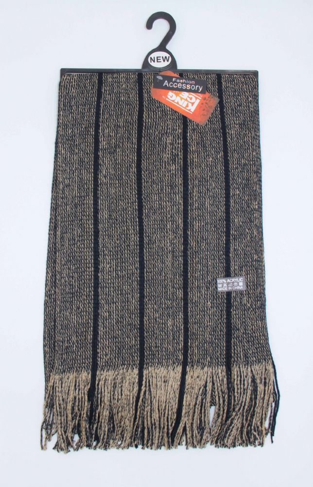 Knitted scarf winter mens scarfs (HT20-SCR625617)